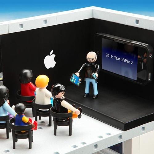 Lego keynote de Steve Jobs