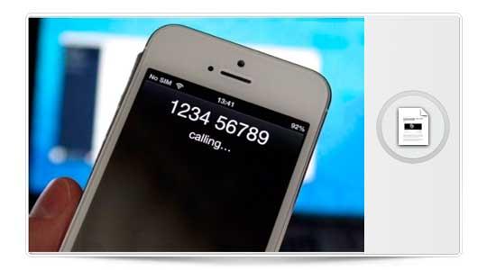 RaiseToCall, Haz llamadas con solo acercar el iPhone a la oreja [Cydia]