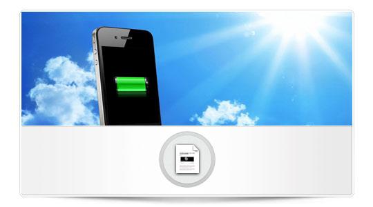 Cargar el iPhone con energía solar podría ser una realidad gracias a un científico… ASTURIANO…