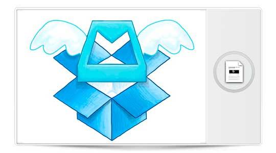 Dropbox se adueña de Mailbox