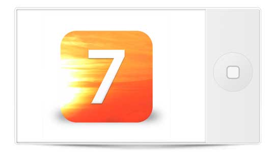 Nuevo concepto de iOS 7 para el Centro de Notificaciones