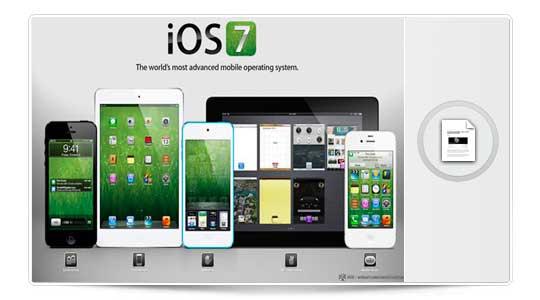 Nueva multitarea para iOS 7, otro Concepto…