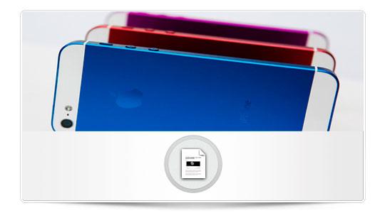 iPhone 5S para agosto, iPad 5 y iPad Mini 2 para Abril