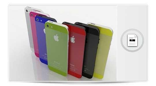 Partes del iPhone 5S filtradas… Aunque hay que echarle imaginación a la cosa