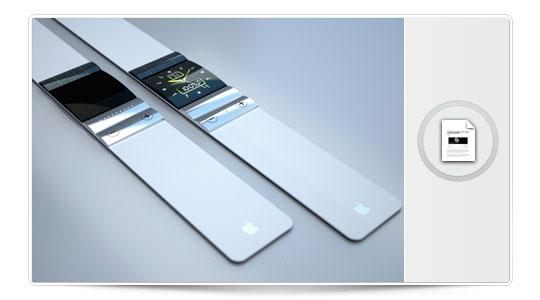 Otro concepto del iWatch, imágenes para seguir soñando…