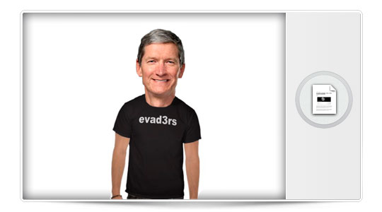 Apple da las gracias a Evad3rs por el Jailbreak… y de paso se lo carga.