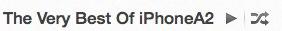 lista de reproducción inteligente iPhone