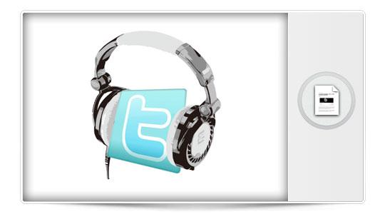 Twitter sacará su propia aplicación de música para iPhone a finales de este mes…