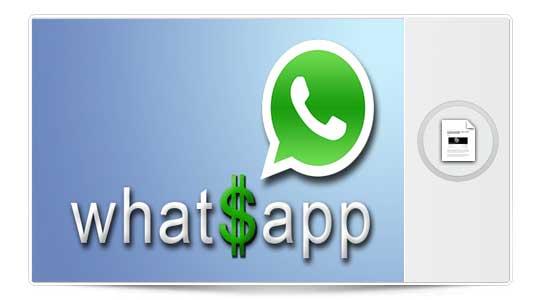 Confirmado, WhatsApp pasará a ser un servicio de suscripción anual en iOS