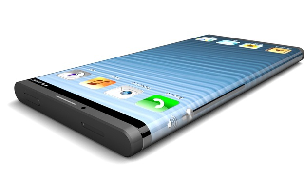 Un iPhone 6 con pantalla doble, ¿Lo ves?