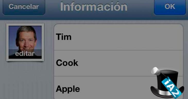 Abrakadabra L, Trucos para iPhone con IOS 6: Cómo añadir un botón de extensión al hacer una llamada