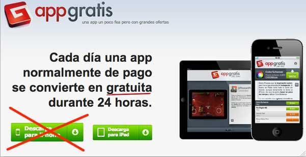 App-Gratis-retirada