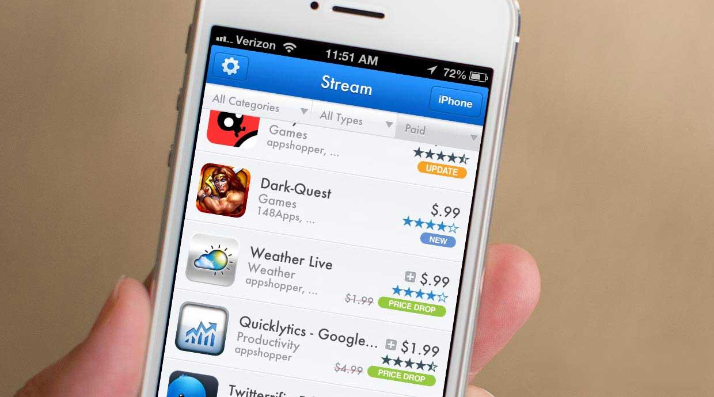 Apple podría cargarse a App Shopper Social… Otra vez