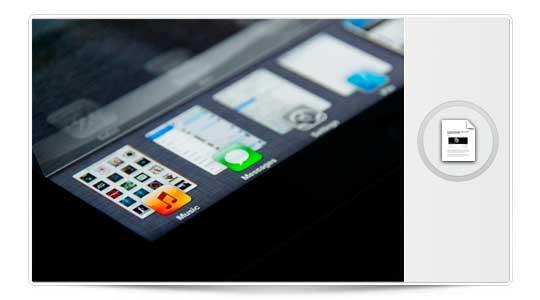 Auxo para iPad disponible para mayo, primeras imágenes