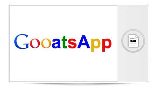 Google podría comprar WhatsApp, o eso dicen las malas lenguas….