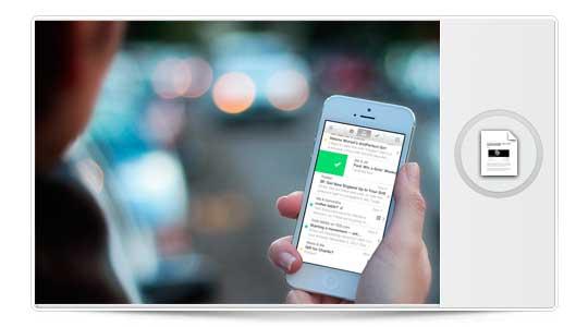 Ya puedes usar Mailbox para iPhone sin esperar