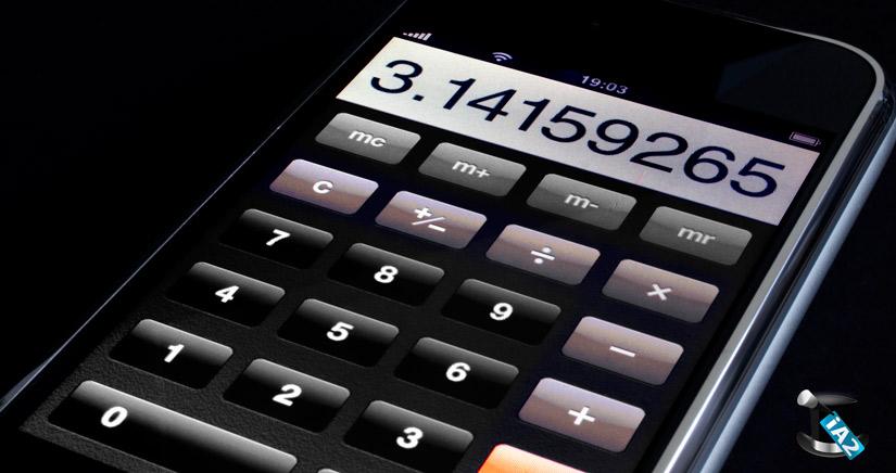 Abrakadabra XLVIII Trucos para iPhone con iOS 6: Como borrar los dígitos de la calculadora de uno en uno