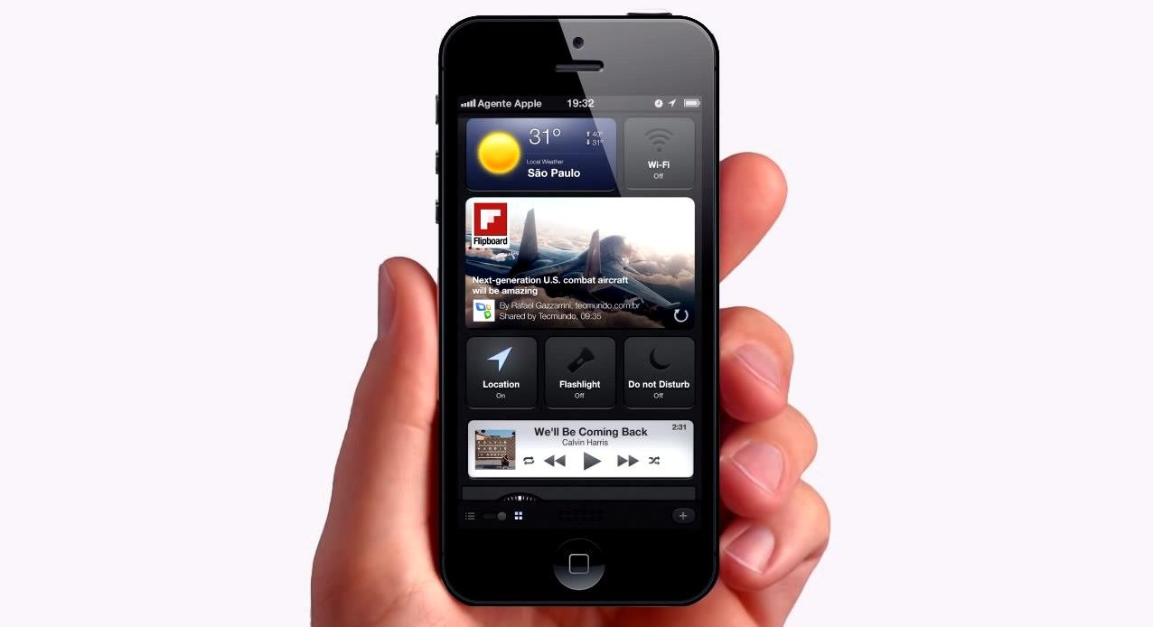 Así será iOS 7; contado por los que ya lo han visto