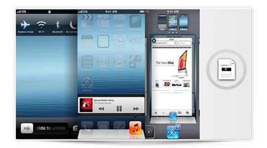 Nuevo concepto de iOS 7 con muchas ideas…
