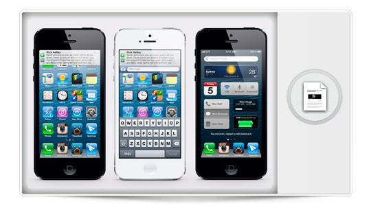Un iOS 7 con nuevo diseño podría estar probándose ya por Cupertino.