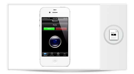 RecordMyScreen, Graba lo que haces en tu iPhone Gratis [Cydia]