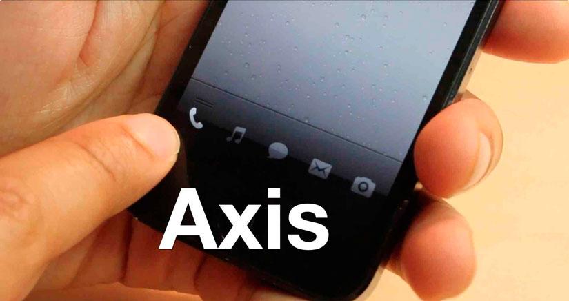 Agrega accesos rápidos a las Apps que más usas en el LockScreen con Axis [CYDIA]