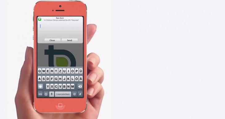 Concepto iOS 7 con Wallpaper panorámico y más….