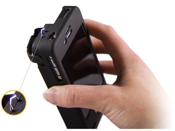 Convertir-iPhone-en-arma