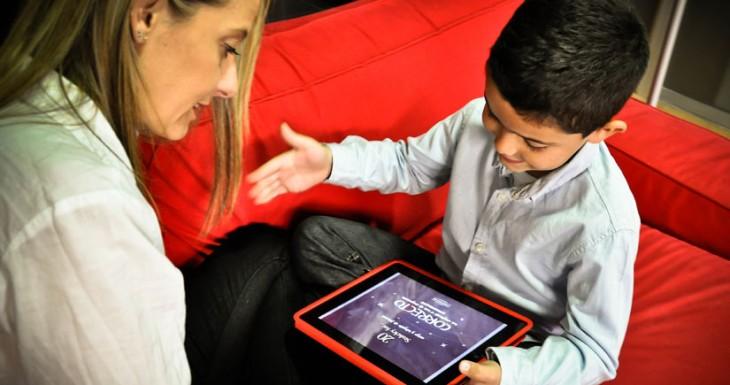Isaac Newton App, educación divertida en el iPad para practicar idiomas
