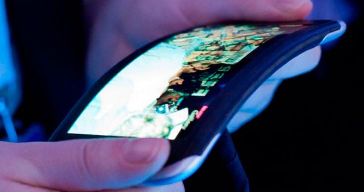 Apple da la nota con su patente para las nuevas pantallas flexibles