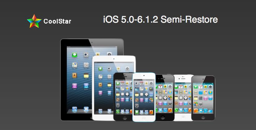 Semi restore promete hacer una restauración sin perder el JailBreak y sin actualizar iOS