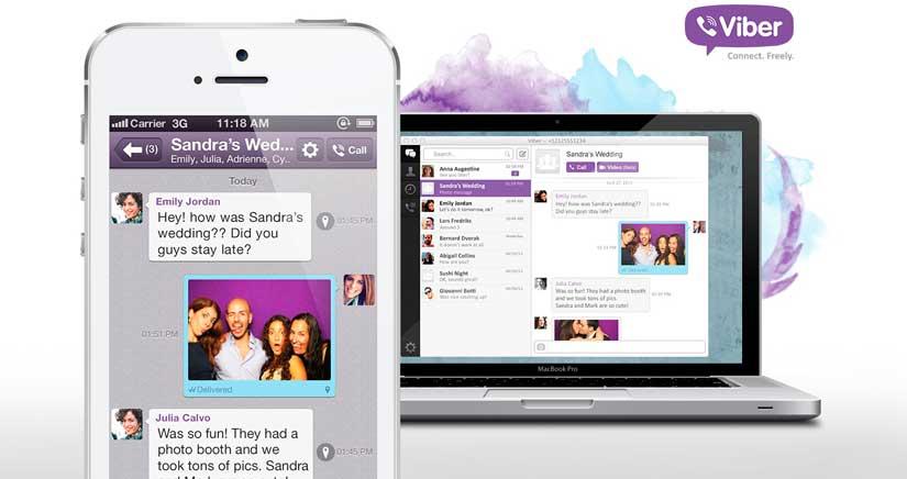 Viber lanza al AppStore su versión 3.0 con grandes novedades