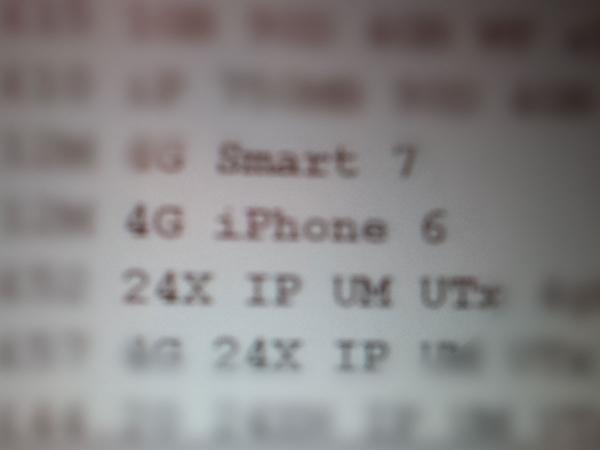 rumor iphone 6