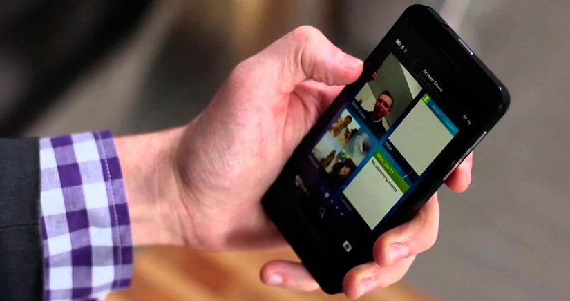 El servicio de mensajería de BlackBerry llegará a iOS y Android este mismo verano