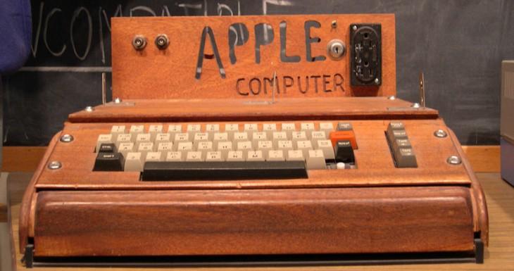 Venden un Apple I por 671.400 dólares.
