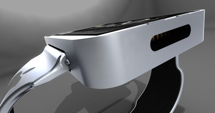 Apple patenta un Bisel táctil que podría incluir el iWatch
