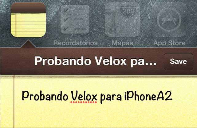 velox-notas