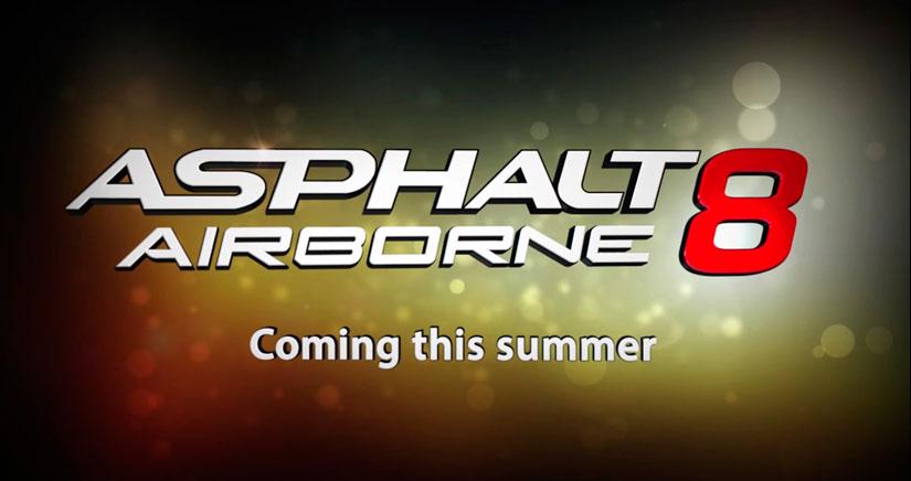 Asphalt 8 para iOS ya tiene trailer y estará disponible este verano
