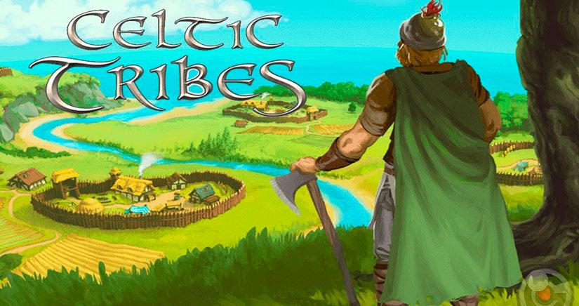 Haz de tu aldea un Imperio con Celtic Tribes, te enganchará….