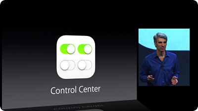 "Control Center el ""NCSettings"" de Apple llega al iPhone"