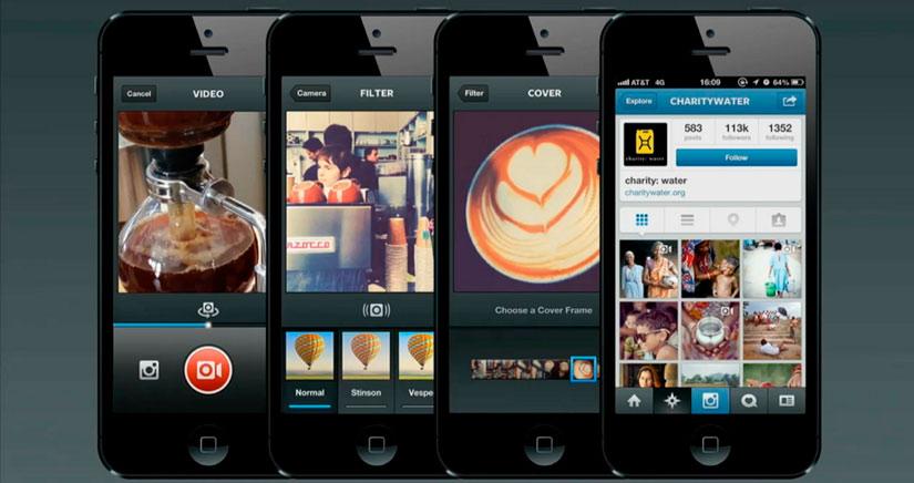 Instagram ya permite vídeos cortos al estilo Vine