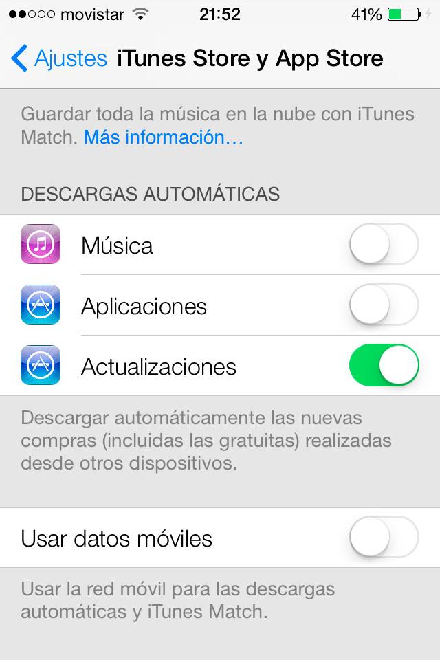 actualización-automática-de-apps-ios-7
