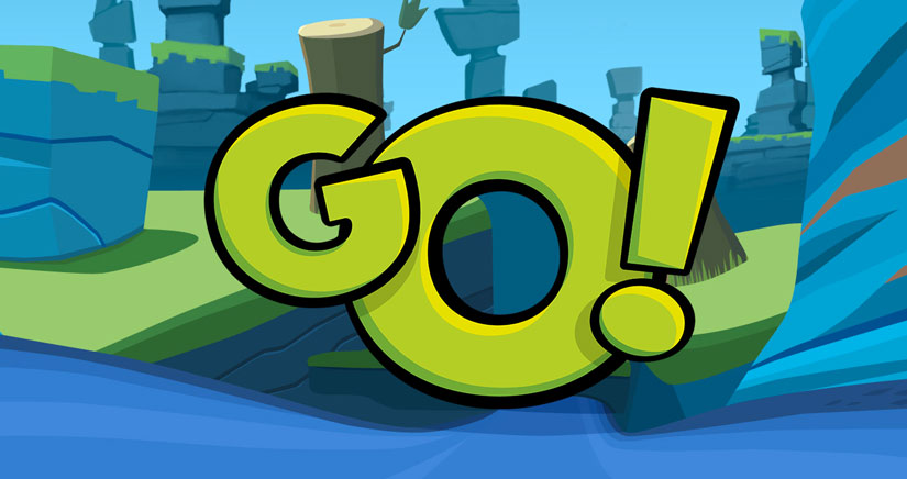Angry Birds Go será el nuevo juego de los pajaritos de Rovio… y no sabemos nada más.