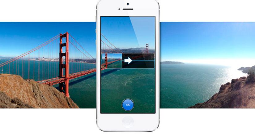 iOS7 permite poner fotos panorámicas como fondo de pantalla [Vídeo]