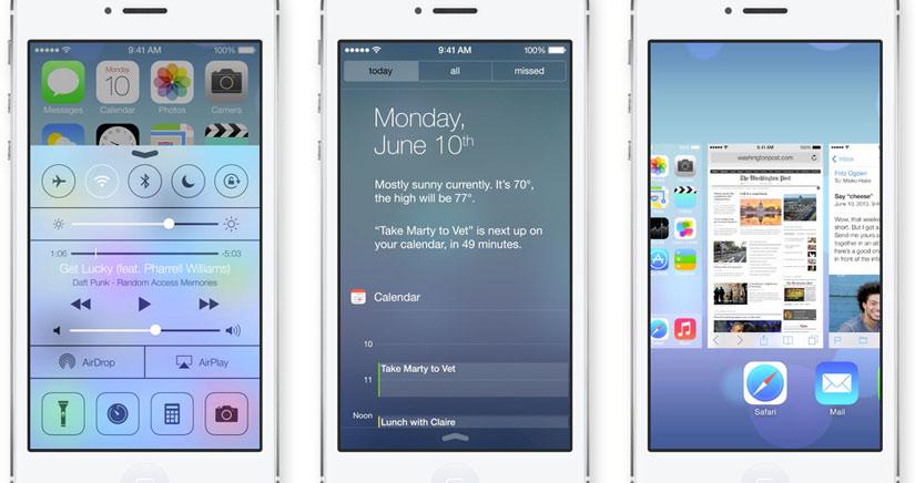 ¿Vale iOS 7 para mi iPhone? Lista de modelos y funciones compatibles