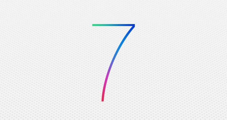 iOS 7 Beta 6 disponible para descargar. Resuelve problema con iTunes en la nube