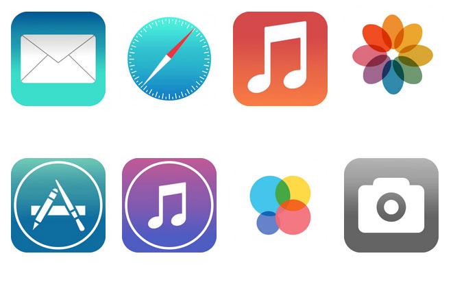 [Última hora] Los supuestos iconos de iOS7 y más características filtradas