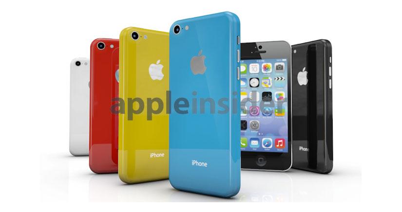 El iPhone barato y el 5s con sus medidas exactas. [Rumor]