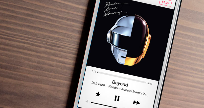 Así funciona iTunes Radio en iOS 7 [Vídeo]
