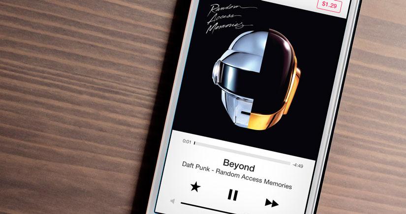 Así funciona iTunes Radio en iOS 7 [Vídeo]